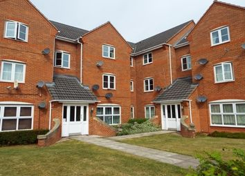 Thumbnail 2 bed flat to rent in Firedrake Croft, Stoke