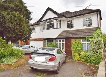 Thumbnail 6 bed semi-detached house to rent in Bridal Road, Pinner, Middlesex