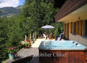 Thumbnail 8 bed chalet for sale in Chatel, Châtel, Abondance, Thonon-Les-Bains, Haute-Savoie, Rhône-Alpes, France