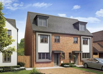 Thumbnail 4 bed semi-detached house for sale in Power Station Road, Halfway, Sheerness, Kent