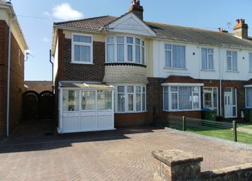 Thumbnail 3 bed end terrace house for sale in Cranleigh Road, Portchester