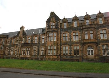 Thumbnail 1 bedroom flat for sale in 37 Parklands View, Glasgow