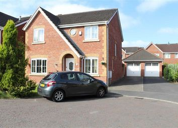 Thumbnail 4 bedroom detached house for sale in Park Close, Ribbleton, Preston
