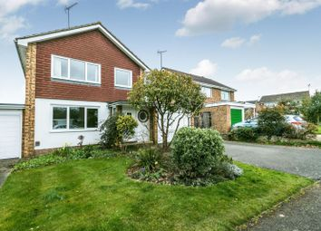 Thumbnail 3 bed detached house to rent in Northdowns, Cranleigh