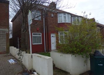 Thumbnail 3 bed flat for sale in Swinley Gardens, Newcastle Upon Tyne