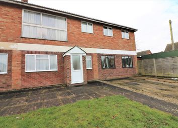 Thumbnail 3 bed flat to rent in Laburnum Crescent, Toftwood