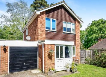 Thumbnail 3 bed detached house for sale in Church Crookham, Fleet, Hampshire