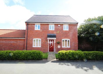 Thumbnail 4 bed detached house for sale in Acton Hall Walks, Wrexham