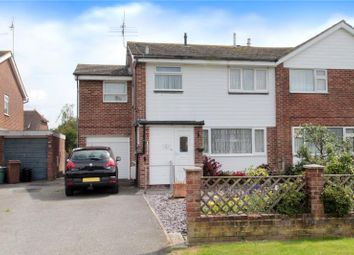 Thumbnail 4 bed semi-detached house for sale in Horsham Road West, Littlehampton
