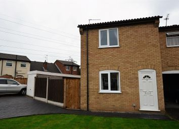 Thumbnail 2 bed end terrace house to rent in Marshgreen Close, Alvaston, Derby