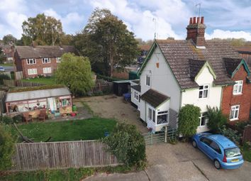 Thumbnail 3 bed semi-detached house for sale in Station Road, Melton, Woodbridge