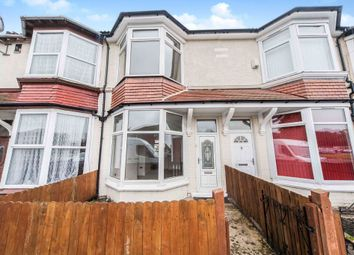 Thumbnail 3 bed terraced house for sale in Westbourne Grove, North Ormesby, Middlesbrough
