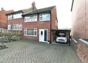 Thumbnail 3 bedroom semi-detached house for sale in Stanley Street, Chesterfield