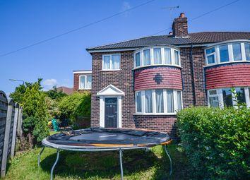 Thumbnail 4 bed semi-detached house for sale in Irwin Road, Broadheath, Altrincham