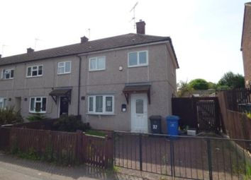 Thumbnail 2 bedroom end terrace house for sale in Walthamstow Drive, Derby, Derbyshire