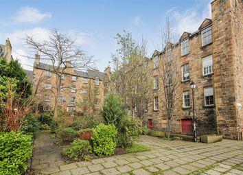 Thumbnail 1 bed flat for sale in Coinyie House Close, Edinburgh