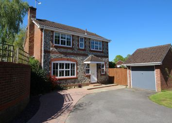 Thumbnail 4 bedroom detached house for sale in Morley Drive, Bishops Waltham