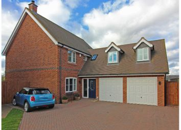 Thumbnail 5 bed detached house for sale in Kidderminster Road, Alveley, Bridgnorth