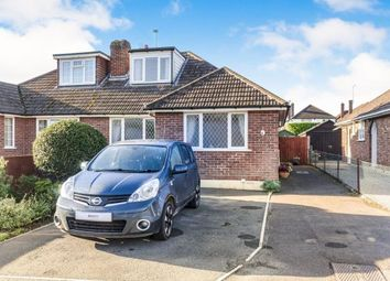 Thumbnail 3 bed bungalow for sale in Rushington, Southampton, Hampshire