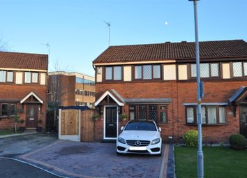 Thumbnail 3 bed semi-detached house for sale in Mountroyal Close, Hyde