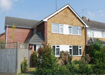 Thumbnail 4 bed detached house to rent in Mayfair Drive, Newbury, Berkshire