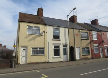 3 bed terraced house for sale in Barlborough Road, Clowne, Chesterfield S43