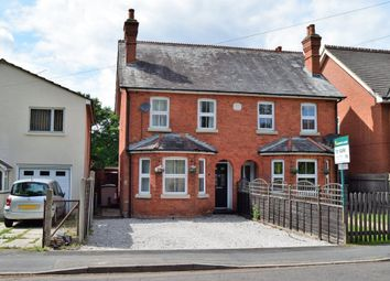 Thumbnail 3 bedroom semi-detached house for sale in Prospect Road, Farnborough
