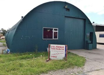 Thumbnail Retail premises for sale in Unit 8, Roudham Park Ind Est, Norwich