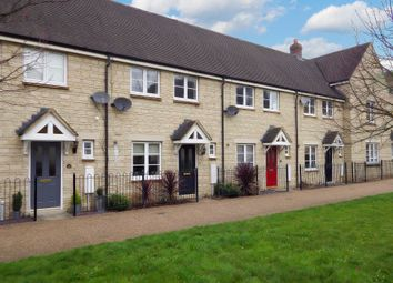 Thumbnail 2 bed terraced house to rent in Waterford Road, Witney, Oxfordshire