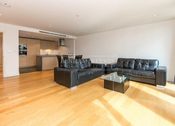 Thumbnail 3 bedroom flat to rent in Mahogany House, Imperial Wharf