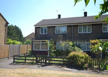 Thumbnail 3 bed end terrace house for sale in Erkenwald Close, Chertsey, Surrey
