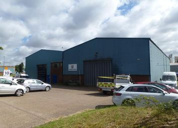 Thumbnail Light industrial to let in Unit 10, Dunlop Way, Queensway Industrial Estate, Scunthorpe, North Lincolnshire