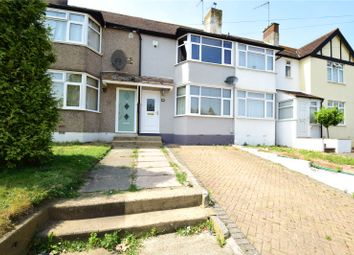 Thumbnail 2 bed terraced house for sale in Kingswood Avenue, Swanley, Kent