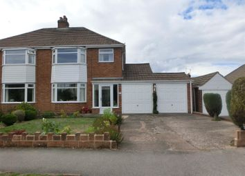 Thumbnail 3 bedroom semi-detached house for sale in Windmill Road, Shirley, Solihull