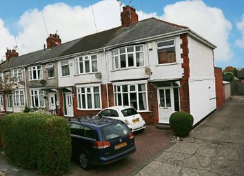 Thumbnail 3 bedroom terraced house for sale in Newington Avenue, Hull