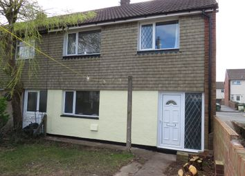 Thumbnail 3 bed end terrace house for sale in Wellfield Court, Church Village, Pontypridd