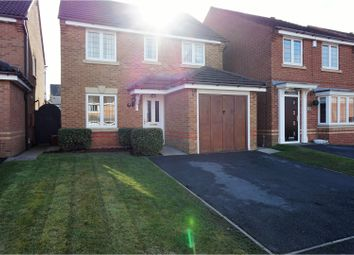 Thumbnail 3 bed detached house for sale in Battleflat Drive, Ellistown