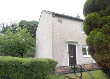 Thumbnail 2 bedroom end terrace house to rent in Dalveen Way, Rutherglen, Glasgow