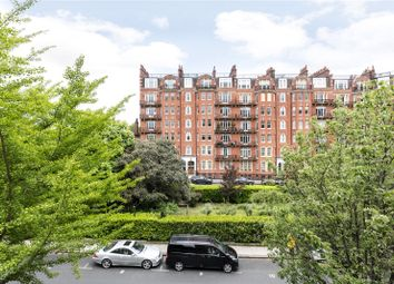 Thumbnail 3 bed flat for sale in Oakwood Court, London