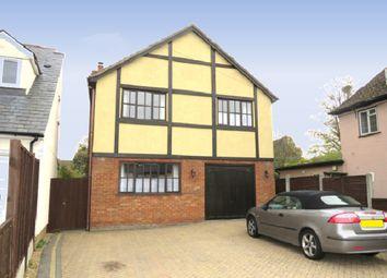Thumbnail Detached house for sale in Bury Road, Shillington, Hitchin