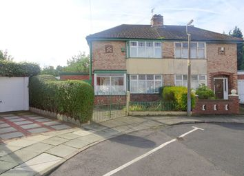 Thumbnail 3 bed semi-detached house for sale in Hildebrand Close, Walton, Liverpool