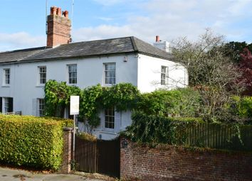 Thumbnail 4 bed semi-detached house for sale in Andover Road, Newbury