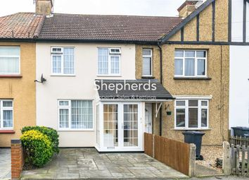 Thumbnail 2 bed terraced house to rent in Gladstone Road, Hoddesdon, Hertfordshire