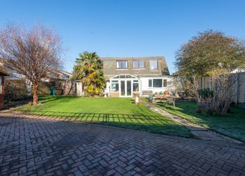 Thumbnail 4 bed detached house for sale in Church Lane, Upper Beeding, Steyning