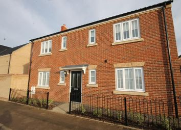 Thumbnail 4 bed detached house to rent in Almond Drive, Cringleford, Norwich