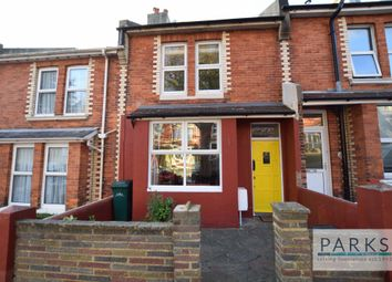Thumbnail 3 bed terraced house to rent in Hartington Terrace, Brighton