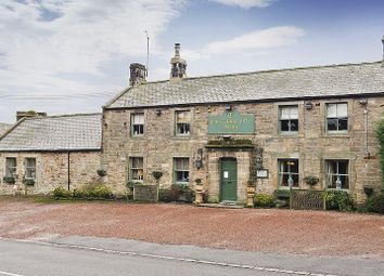 Thumbnail Commercial property for sale in Tankerville Arms, Eglingham, Alnwick