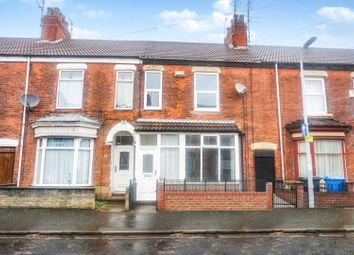 Thumbnail 3 bed terraced house for sale in Belvoir Street, Hull