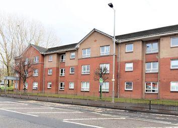 Thumbnail 2 bed flat for sale in Mccourt Gardens, Bellshill