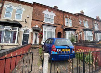 Thumbnail 3 bed terraced house for sale in Grove Lane, Handsworth, Brimingham, West Midlands